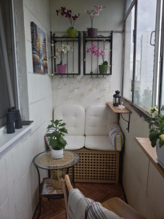 Симпатичный балкончик - запись пользователя наталья (polyush.
