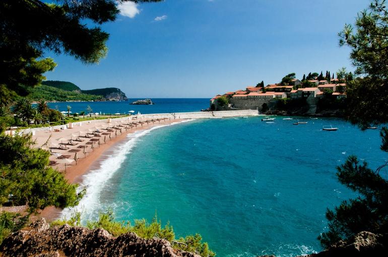 Где теплее в черногории