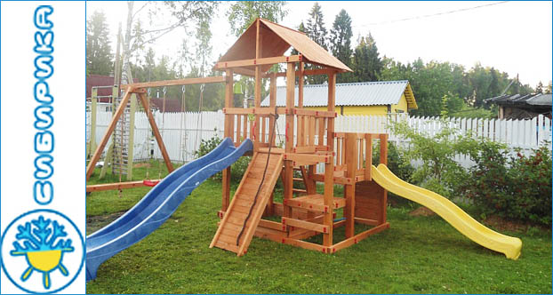 детские площадки для дачи на сайте спорт и дача ру