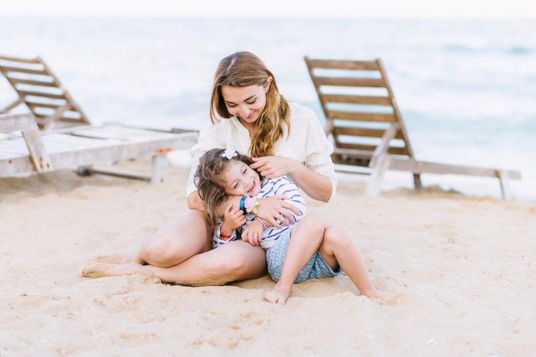 Семейная фотосессия в Солнечном Берегу