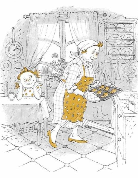 лучшие весёлые картинки и карикатуры про поваров часть 1