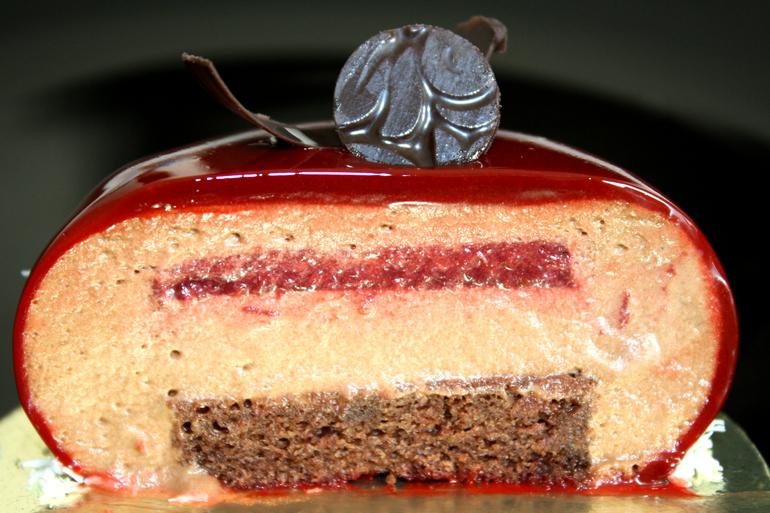 муссовые пирожные рецепт с фото