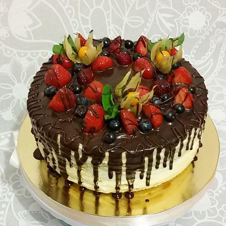 Украшения для торта на день рожденья своими руками 311