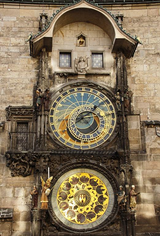 Экскурсия часы