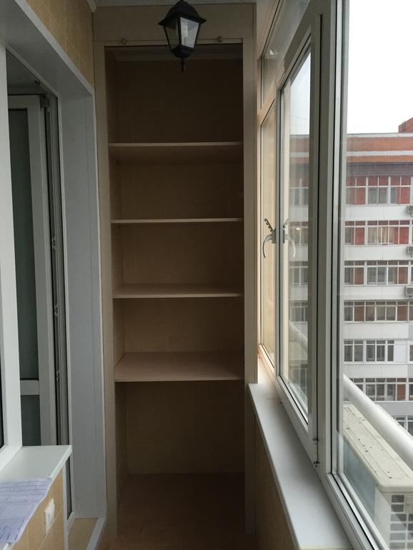 Шкаф на балконе - хвастик))) - стр. 1.
