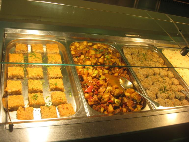 Современная подача и оформление блюд