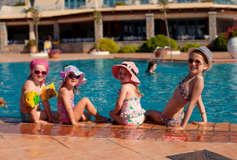 Лучшие отели крита для отдыха с детьми